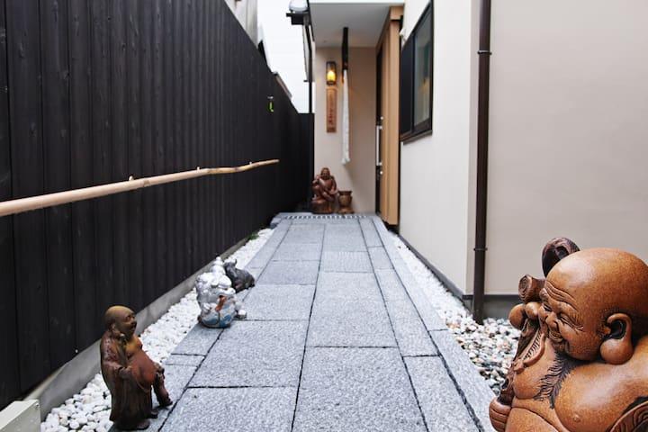 Kyoto Machiya Saikyoinn UME