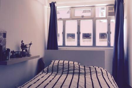 Big Bright Room, Huge Apartment - Best Location - Hong Kong Island - Apartment