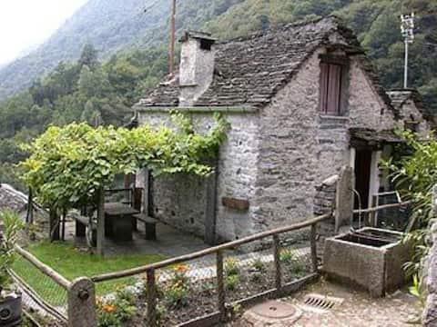 Rustico Buon Riposo casa Biancaneve