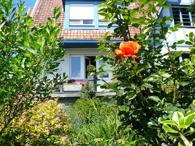 Villa Lucky Star(2p) - De Haan - Bed & Breakfast