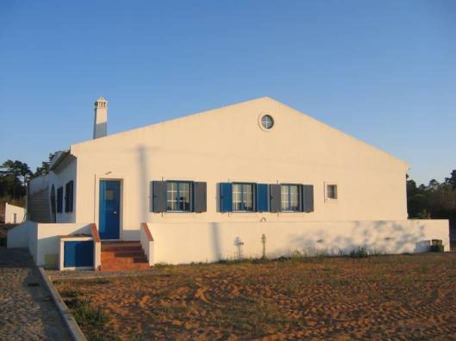 Casa raquel d tente en algarve maisons louer monte - La maison monte na comporta au portugal ...