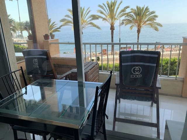 Beach appartment Marbella