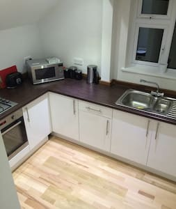 Spacious flat with access to garden - Oxted - อพาร์ทเมนท์