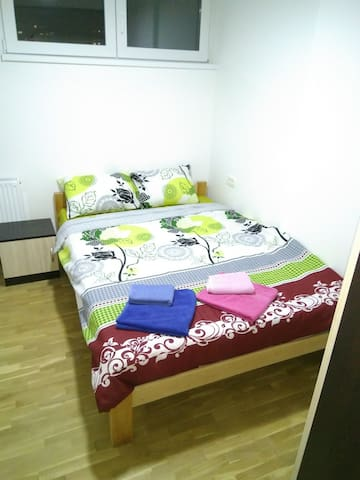 Beautiful apartment near Skopje City Mall