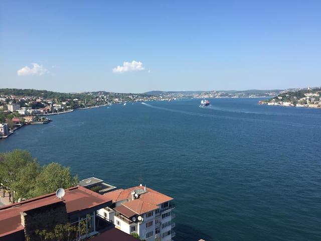 Unforgettable Bosporus ( Bosphorus )  view