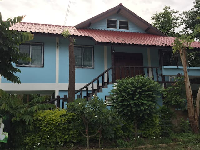 Stunning view vacation Home in Doi Saket ChiangMai - Amphoe Doi Saket - Huis