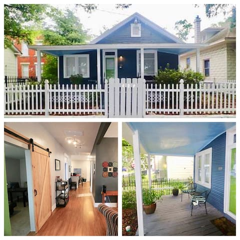 Historic Bungalow,location quality price pets Yes