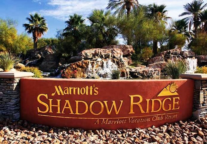 MARRIOTT SHADOW RIDGE, PALM DESERT, CA  2 BR VILLA