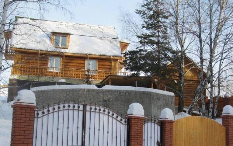 Коттедж в Абзаково  7 - Novoabzakovo - House