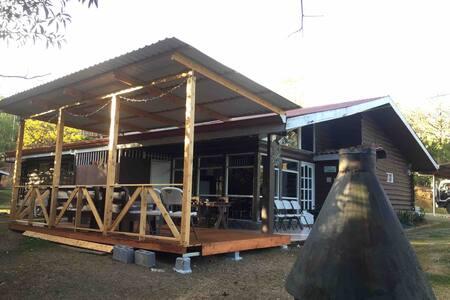 cabaña Toñanes