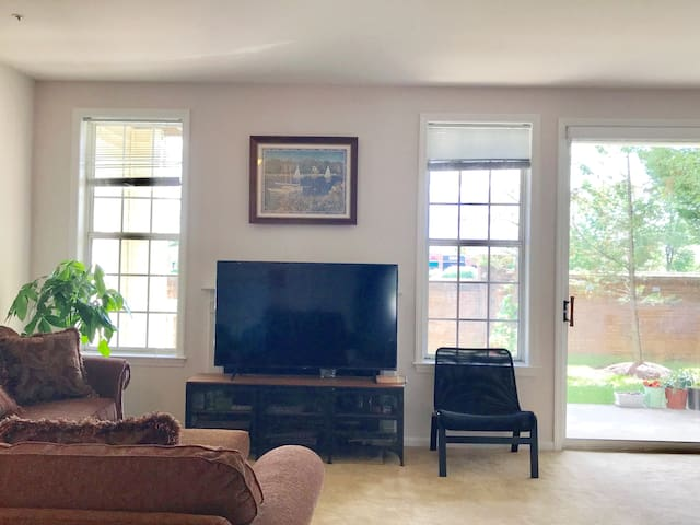 A Clean and Private Suite at Alexandria VA