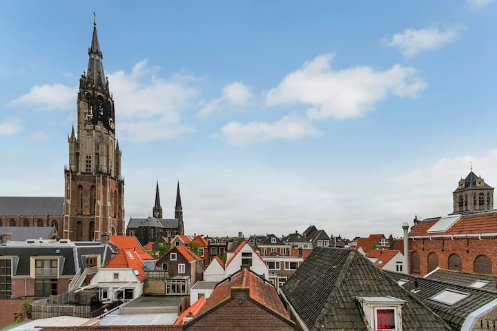 Historic Delft, you must see !