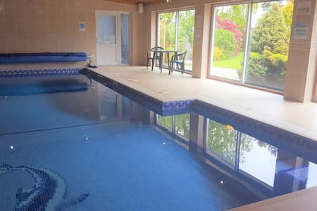 Willow Lodge, Bubwith with Indoor Heated Pool