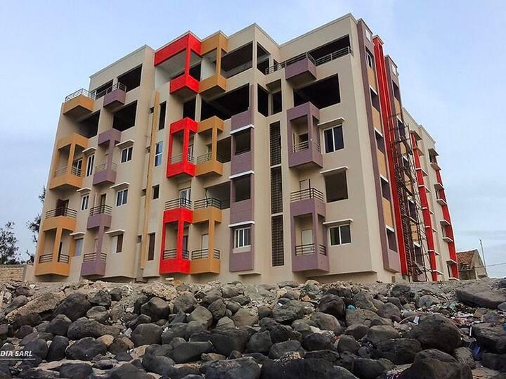 Appartement Vue mer à Rufisque