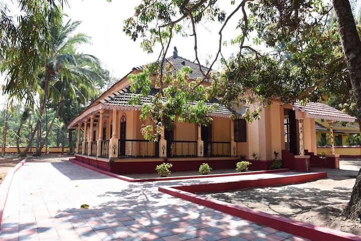 Beautiful Portuguese Villa in South Goa
