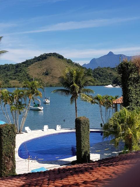 Et lite paradis for deg i Angra Dos Reis