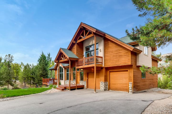 The Eagle's Nest Lodge at Silverthorne