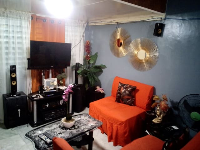 Simple cozy and neat home in antipolo city