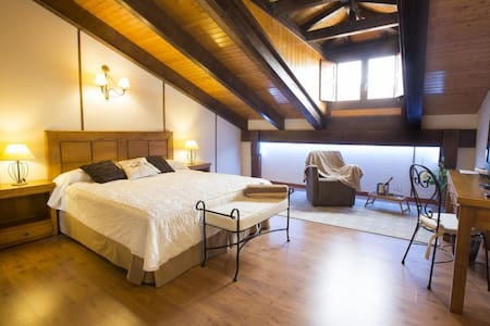 Hotel Rural Restaurante Las Baronas - Double - 1 or 2 beds. Private bathroom. Special. Hydromassage bathtub. - Standard rate