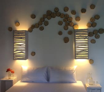 Beautiful AC Doubleroom @Sisters&pit - Hikkaduwa - Boutique hotel