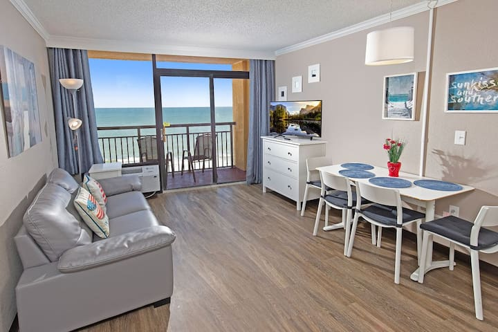 Oceanfront Condo -  Caravelle Resort