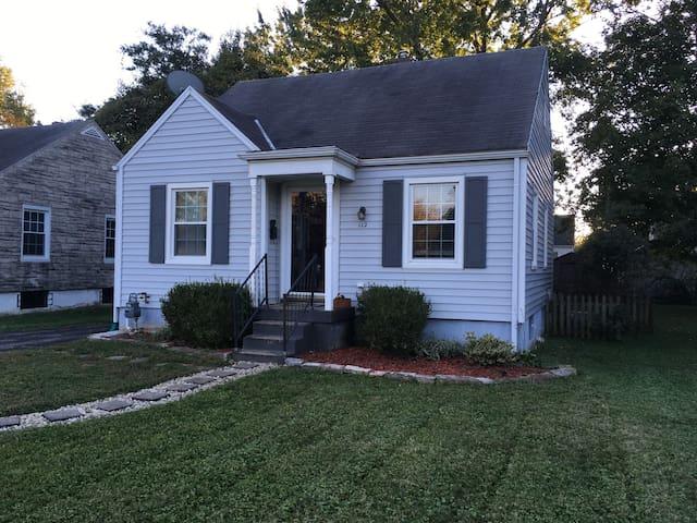 Home in Hip St. Mathew's Neighborhood