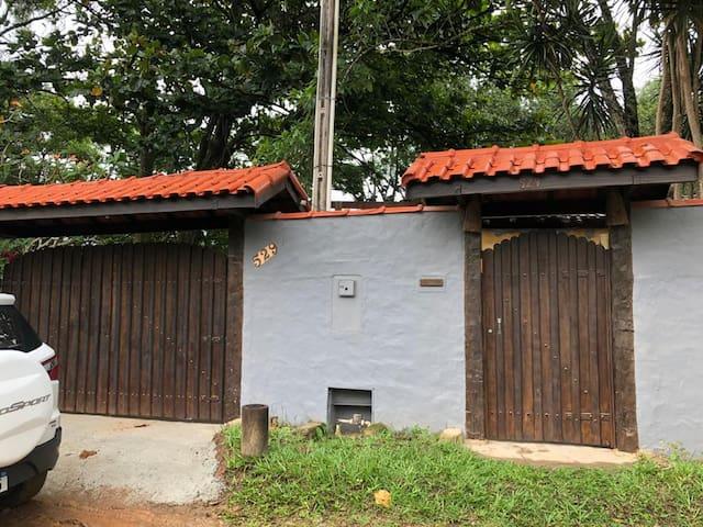 CASA EM MARESIAS LITORAL NORTE DE SP