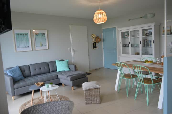 Betullia Beach: appartement en bord de mer