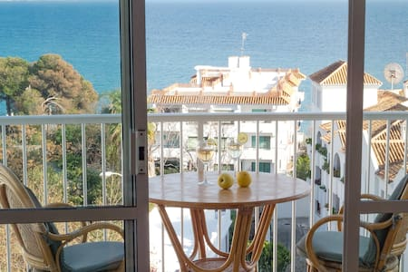 SeaViewNerja, sea view, central - Nerja - Wohnung