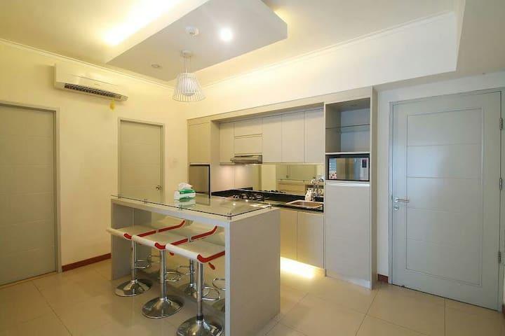 2 Bedroom at Kemang Jakarta - Mampang Prapatan - Lejlighed
