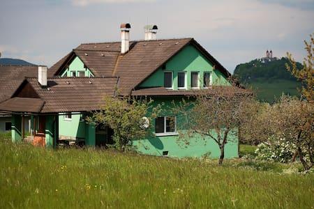 Paradise view Villa - Banská Štiavnica
