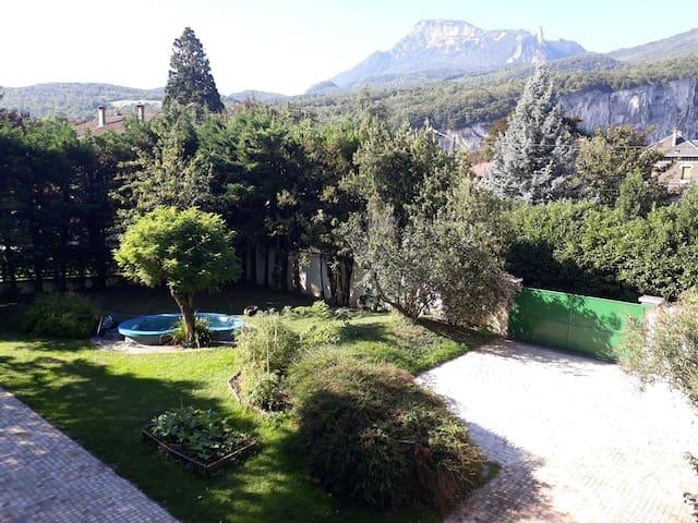 Belle chambre entre Grenoble et Vercors