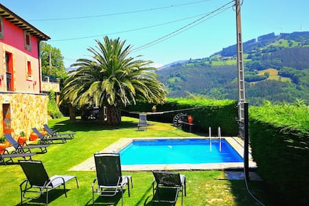 Bright house with amazing views for 5PAX