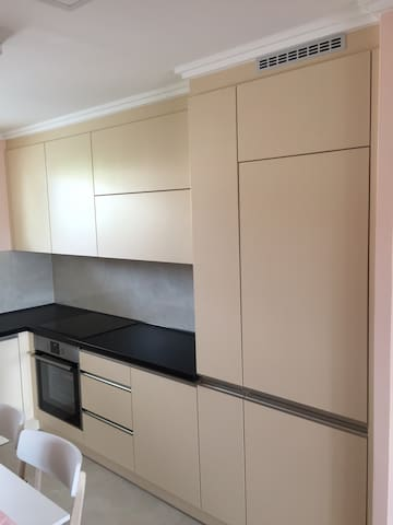 1 bedroom apartment with good atmosphere