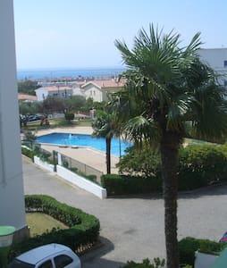 Apt 2 chambres Mas Oliva Espagne avec piscine - Roses