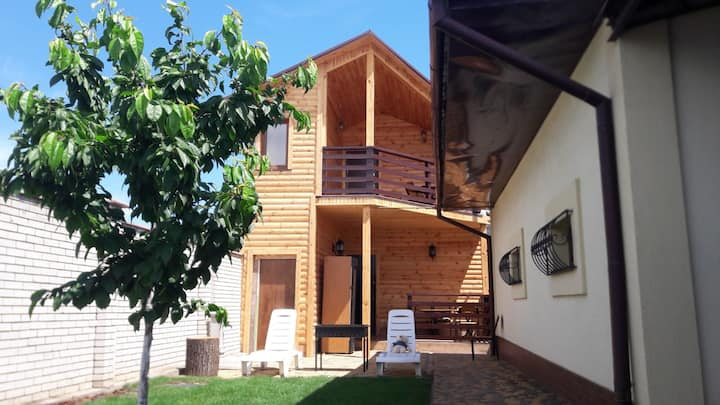 Guest house in Chernomorsk