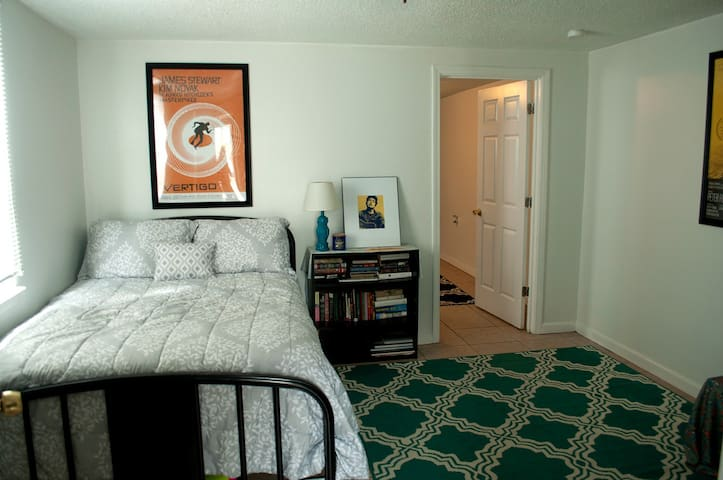 Cheap Cozy Room in Bywater Shotgun Apartment - New Orleans - Leilighet