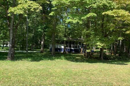 Owl House on Norris Lake