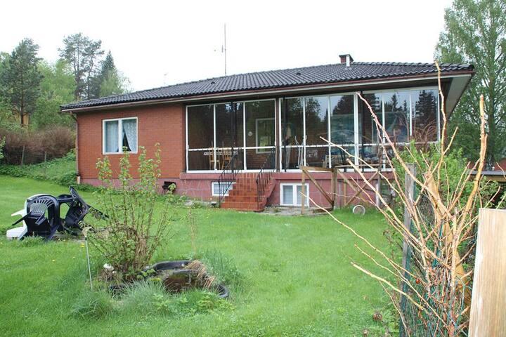 Haus in Kvillsfors // Schweden
