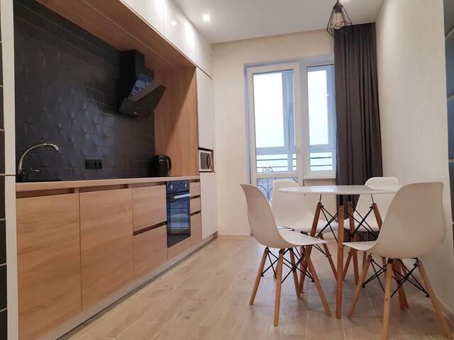 Апартаменты LiMaNaD House