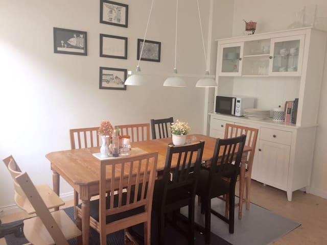 Perfekt familjelägenhet under Partille-Gothia Cup - Gotemburgo - Apartamento