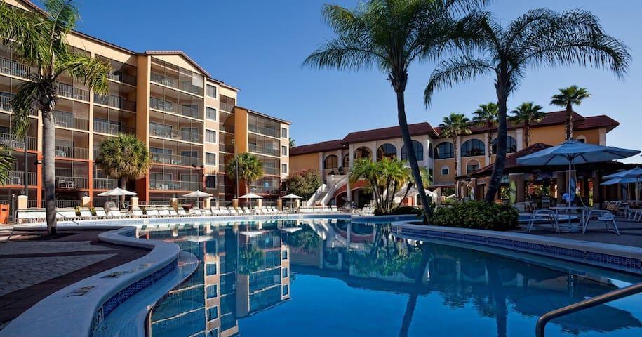 Resort en Orlando para 8 personas