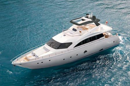 Luxury Yacht 78' Milazzo - Milazzo