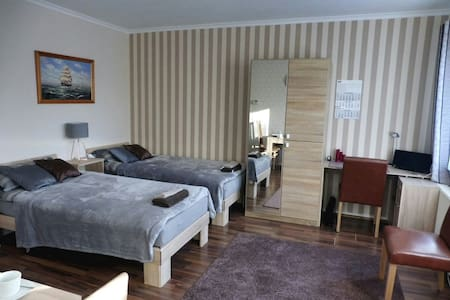 Design Apartment mit Balkon, TOP-LAGE - Dortmund