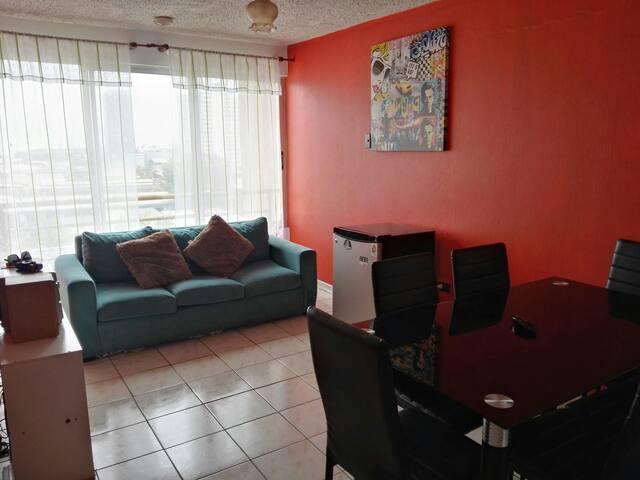 Habitación en Departamento central. - Antofagasta - Appartement