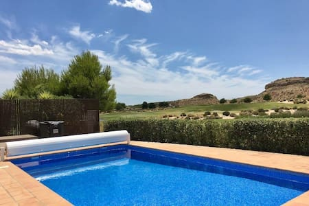 Large Luxury Family Friendly Villa And Heated Pool - Murcia - Villa