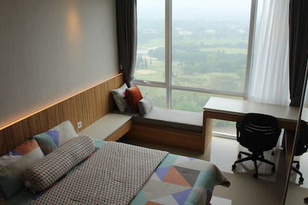 U-Residence Studio Tower2 Golf View - Kelapa Dua - Wohnung