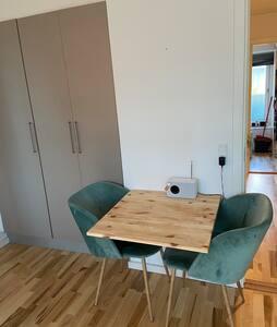 Charming 2 room apartment