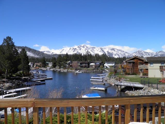 Tallac Vista - Awesome Kitchen and Boat Dock - South Lake Tahoe - House