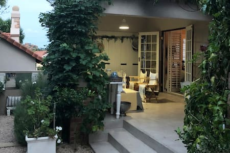 Paula's Beautiful Lonehill Manor Home